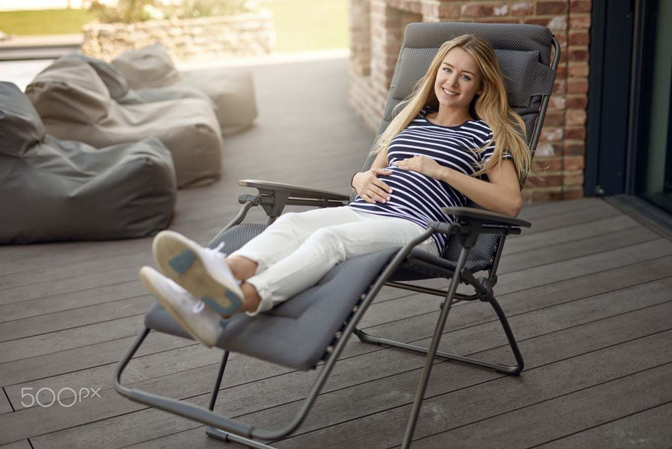 Outdoor Portable Recliner Chair