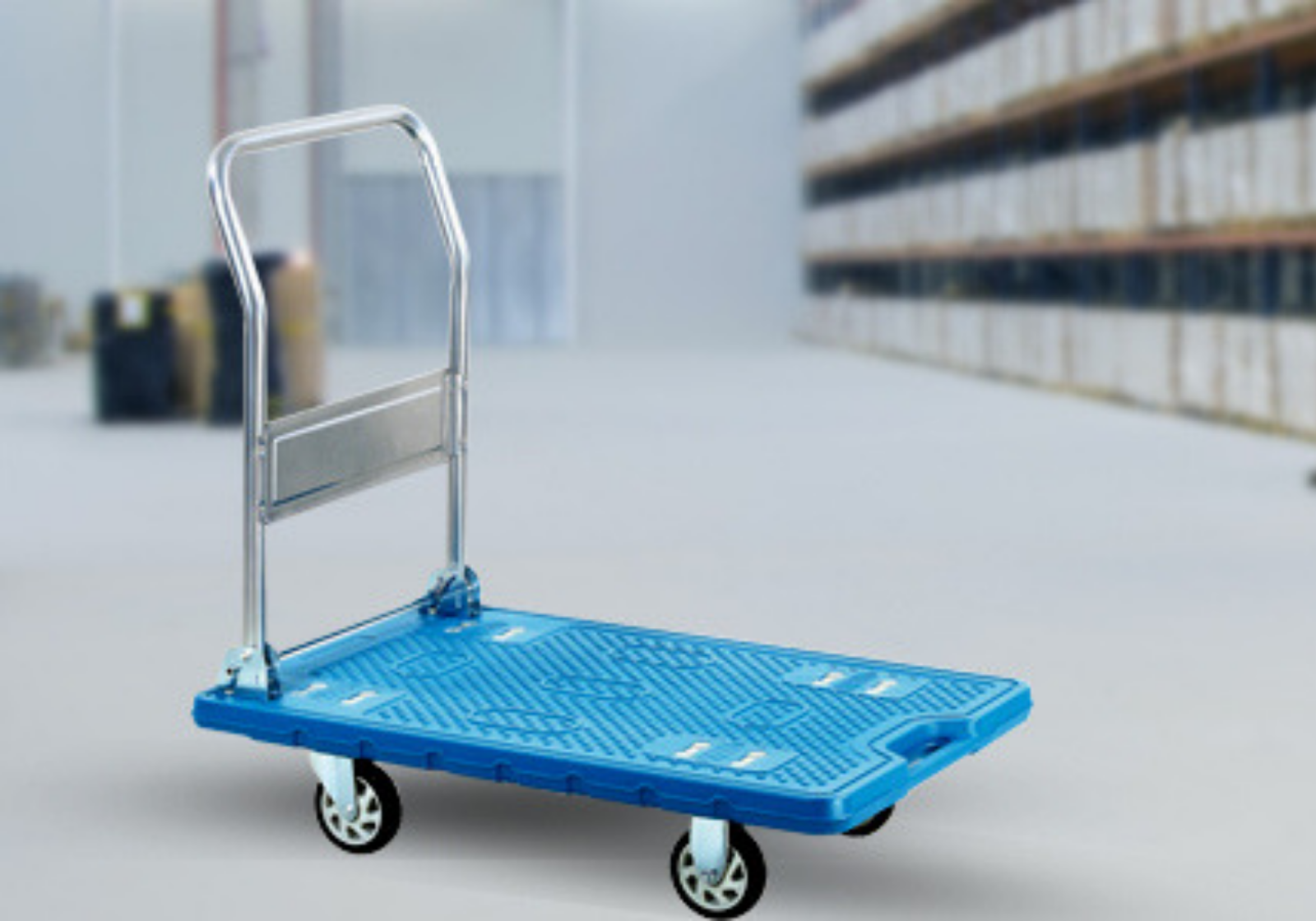equal platform trolley