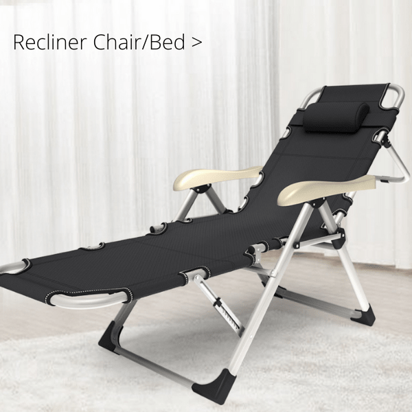 Recliner Chair aka bed
