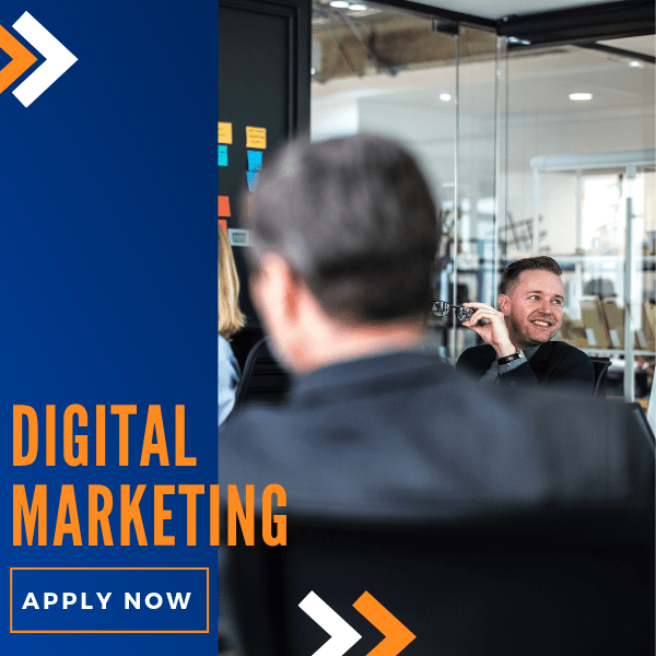 Apply for Digital Marketing