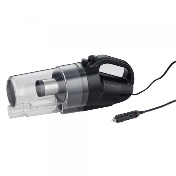 EQUAL Vacuum Cleaner for Car - 4 KPA Suction Handheld Automotive Vacuum, 12V DC 150 Watt - 4 Meter Cord - Multiple Attachments